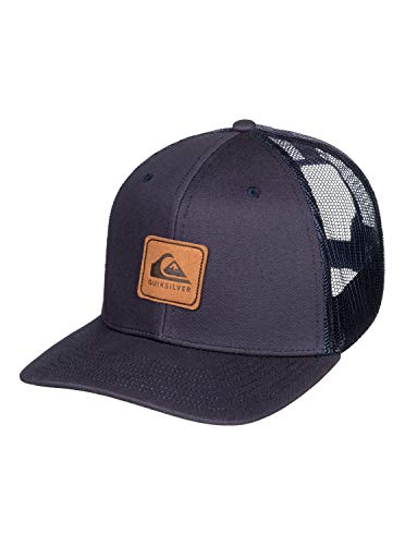 Quiksilver Easy Does It - Gorra Trucker para Hombre AQYHA04554