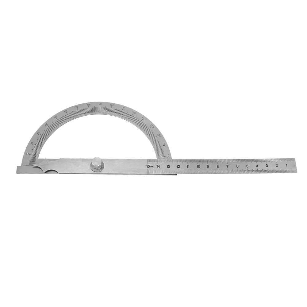 Durable Degree Max 44% OFF Protractor Special Campaign 1Pcs Stainless Steel Rotary