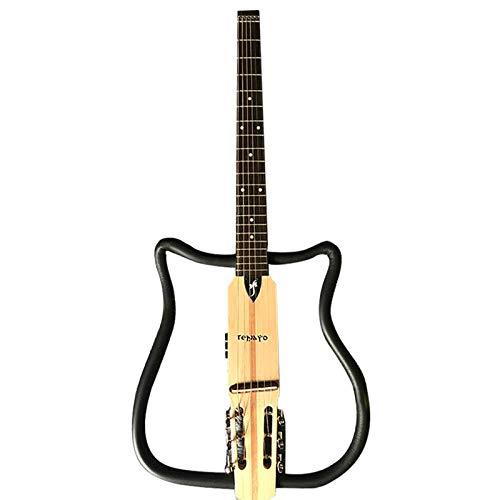 Silenciador portátil plegable de 41 pulgadas para principiantes de guitarra se puede...