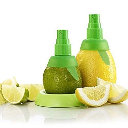 Creative Sprayer 2 Pcak en forma de limón y jugo de cocina herramientas de cocina para extractor de...