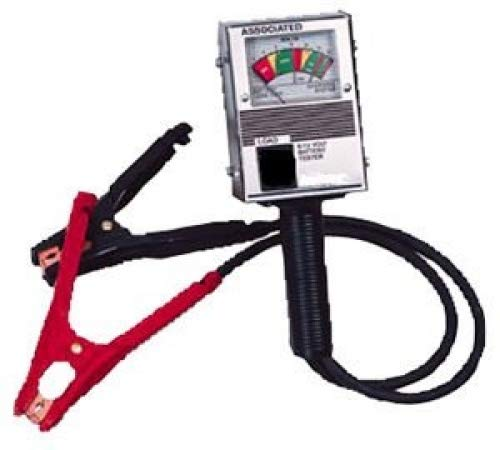 Save %16 Now! Heavy Duty 6/12 Volt Load Tester