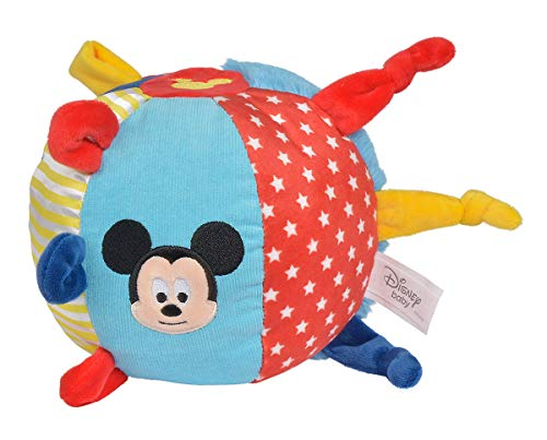 Simba 6315876854 Disney Mickey Softball Color