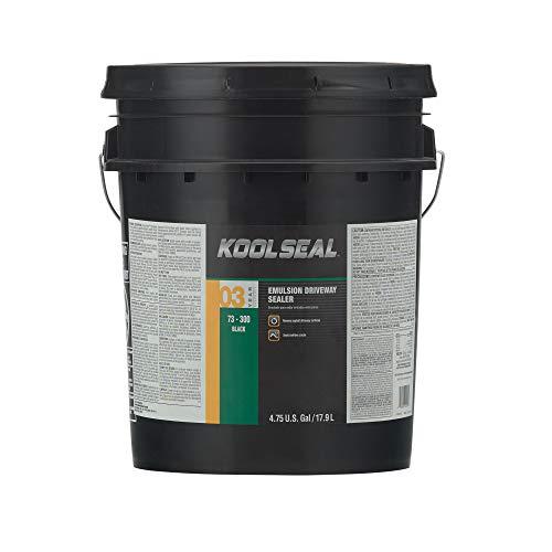 Kool Seal KS0073300-20 Emulsion Driveway Asphalt Sealers, 5...