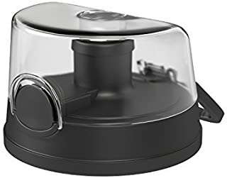 Bevgo Strudy Flip Lock adn Sealed Lid - With extra latch for secure 100% seal and no leaks - MADE OF DURABLE EASTMAN TRITAN