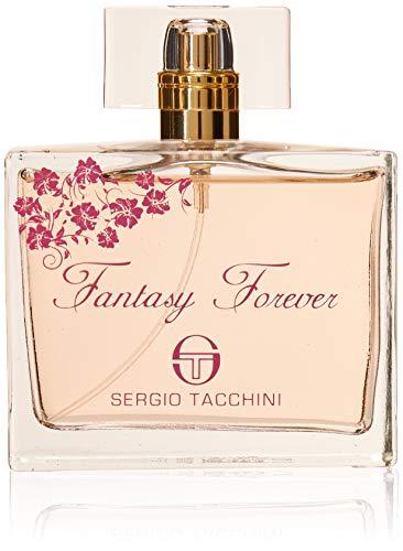 Sergio Tacchini Sergio Tacchini Fantasy forever eau romantique by sergio tacchini for women - 3.3 Ounce edt spray, 3.3 Ounce