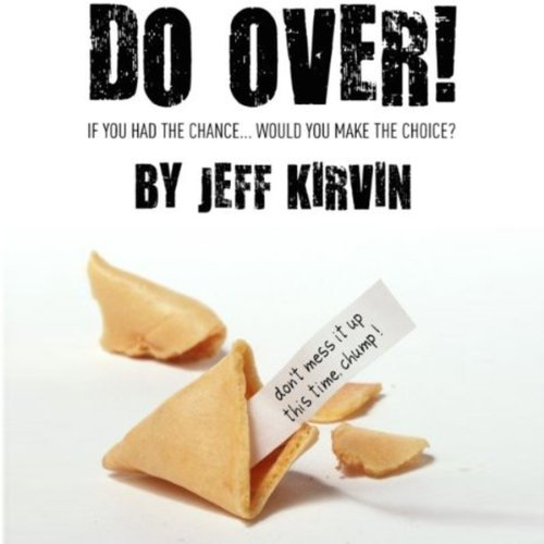 Do Over! audiobook cover art