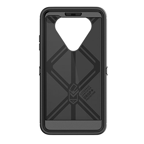 OtterBox DEFENDER SERIES Case for LG V20 - Retail Packaging - BLACK