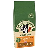 Hypo-allergenic No unhealthy additives Full of natural goodness Nourising turkey with brown and pearl rice, plus whole oats in crunchy tasty kibbles Gentle on your dog's digestion For adult dogs from 12 months to 7 years