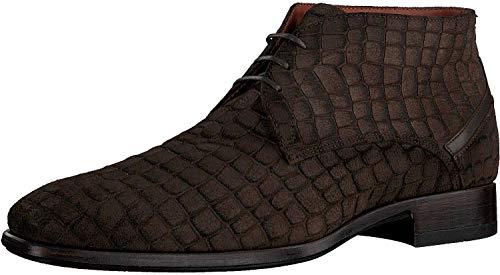 Greve Herren Ribolla 1540 Business Schuhe, Braun, 43 EU