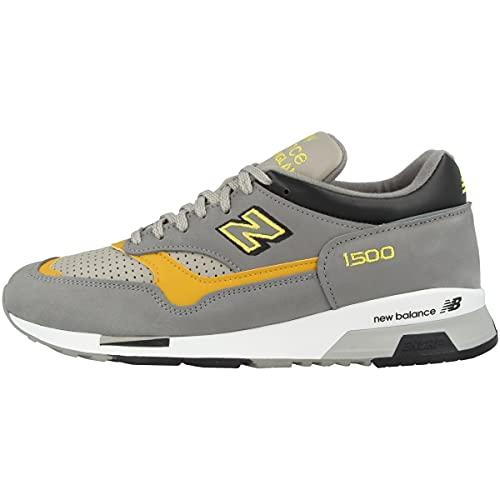 New Balance Zapatillas bajas M 1500 para hombre, color Gris, talla 43 EU