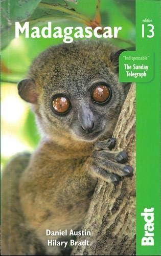Madagascar Bradt Travel Guide product image