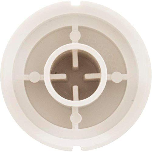 Bezel and Button by Jacuzzi Whirlpool Bath (White)