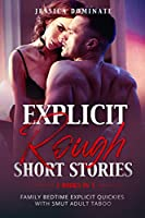 Explicit Rough Short Stories (2 Books in 1): Family Bedtime Explicit Quickies With Smut Adult Taboo