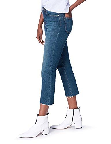 find. BAY001017W170205 jeans donna, Blu, W30/L32 (Taglia Produttore: Medium)