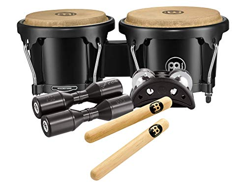 MEINL Percussion - Bongo & Percussion Pack (BPP-1)