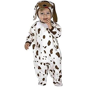 Rubies - Disfraz de perrito dálmata para bebé, 6-12 meses: Amazon ...