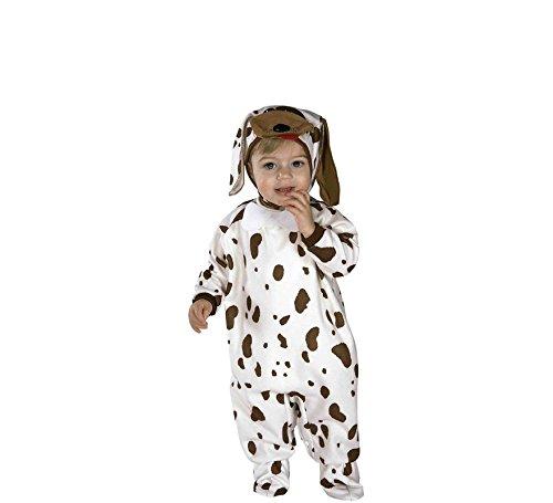 Rubies - Disfraz de perrito dálmata para bebé, 6-12 meses