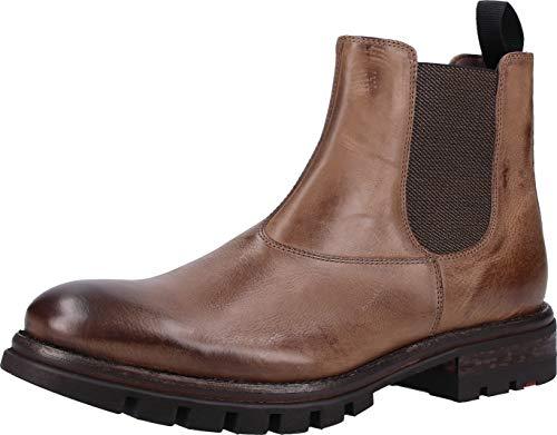 LLOYD Fletcher Chelsea Boots, Braun
