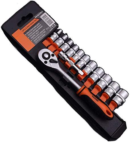 Edward Tools Pro Socket Wrench Set Metric(1/2