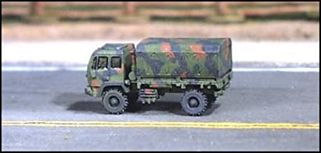 Modern Micro Armour - United States - Softskins M1078 2-1/2 Ton Truck