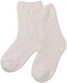 Carelance(ケアランス)お風呂上がりのやさしい靴下 コットンパイルでふかふか 8705CA-12 ピンク