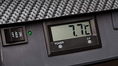 Ezetil E3000 Kühlbox Carbon - 4