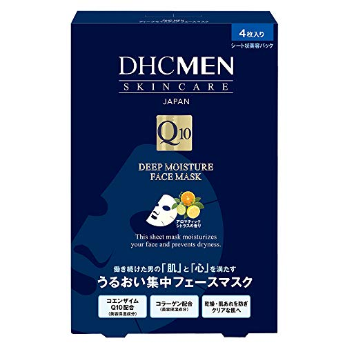 DHCMENディープモイスチュアフェースマスク