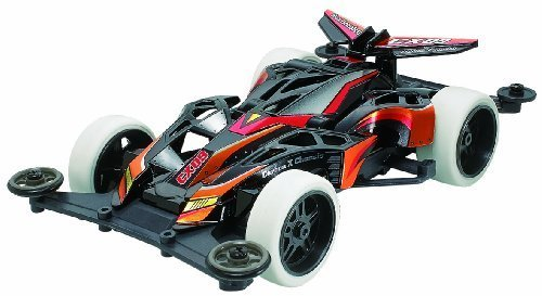 Max Breaker CX09 Black Special (Mini 4WD) Tamiya Mini 4WD Limited Edition by Unknown