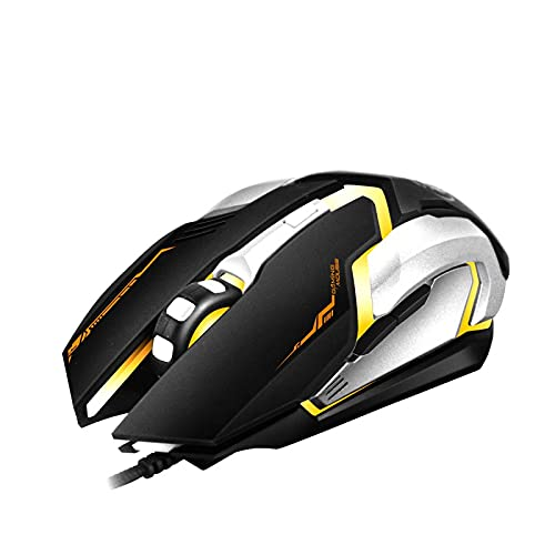 3200 DPI LED Optical 6D USB Wired Gaming Professional Mouse Game Mouse Pro Gamer Mice for PC Laptop Notebook Gamer