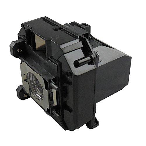 kompatibel mit Elplp96 Fit f/ür EH-TW650 // EH-TW5650 // EH-TW5600 // EB-X41 // EB-W42 // EB-W05 // EB-U42 // EB-U05 // EB-S41 // EB-W39 EB-S39 MEHRWEG Supermait EP96 Ersatzprojektorlampe mit Geh/äuse