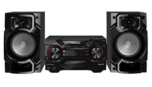Panasonic SC-AKX220 – Minisistema de sonido, color Negro