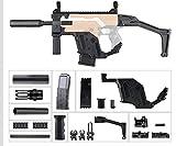 WORKER A Style (Black Adaptor) for Nerf N-Strike Stryfe Blaster nerf stryfe mod kit nerf Barrel
