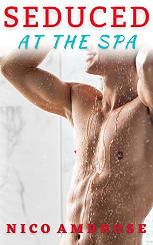 Seduced at the Spa: A Straight to Gay First Time MM Erotic Short Story (English Edition)