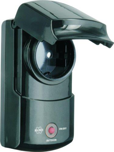 ELRO HIS20WD Funk-Außenschalter für das Sicherheits und Heimautomationssystem