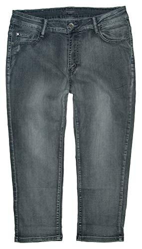 Voggo Stretch Capri driekwart jeans broek voor dames