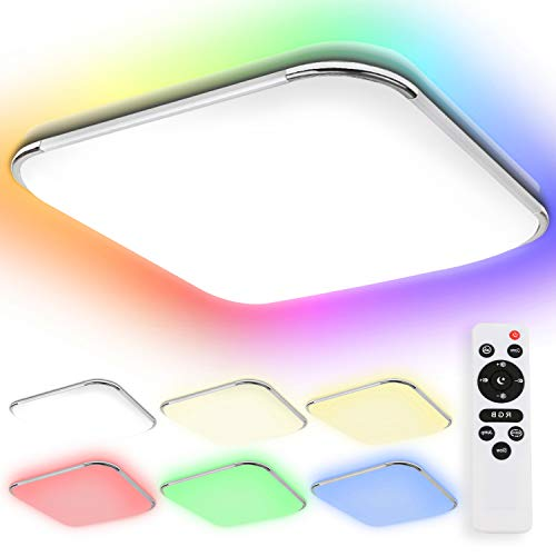 Hengda -   LED Deckenleuchte,