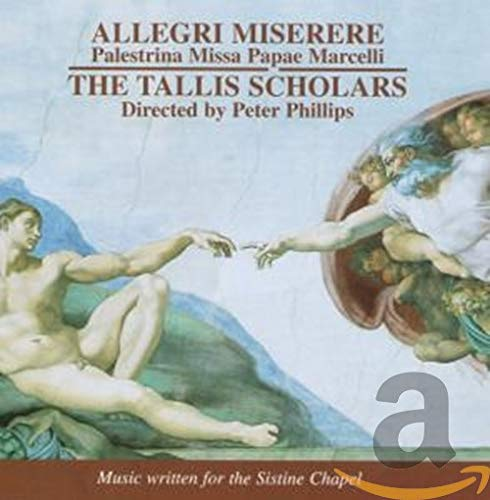 Allegri / Palestrina: Miserere / Missa Papae Marcelli