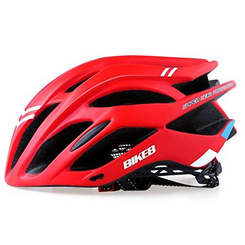 DaMuZ Réglable Casque de Vélo Certifié CE Spécialisés Casque de VTT de Protection Ultraléger Montagne et Route pour VTC Adultes Hommes et Femmes,PC Shell Professional EPS Foam