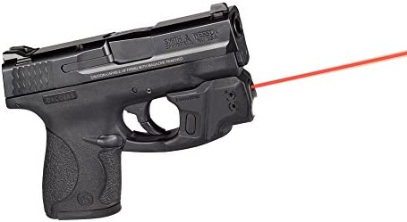 LaserMax CenterFire GS SHIELD R With GripSense Red For Use With Smith Wesson M P Shield M P product image