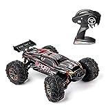 WGFGXQ Vehículo Todoterreno RC de 2.4G 1:10 4WD con Motor sin escobillas, Modelo de Coche de Escalada de Juguete de Coche de Alta Velocidad de 60 km/h, Juguete de Coche eléctrico para niños y niñ