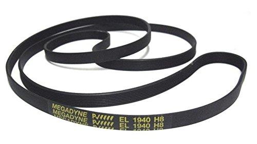 Megadyne - Cinghia per asciugatrice EL 1940 H8