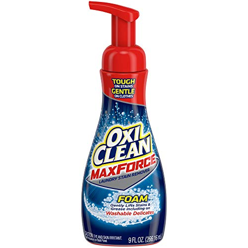 OxiClean Max Force Foam Laundry PreTreater 9 oz