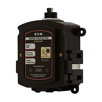 Eaton CHSPT2SURGE SPD Type 2 Chsp Whole Home Surge Protector Nema 4 Single Phase 120/240 Volts Ul 1449 3Rd Edition