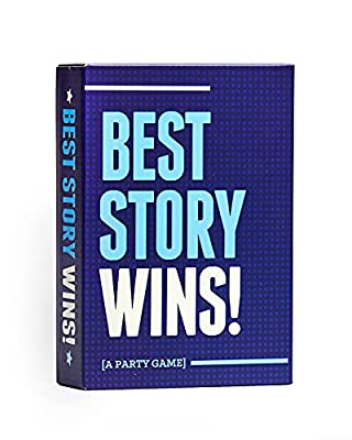 Best Story Wins - Who's Got The Best True Story? [A Party Game] from DSS Games
