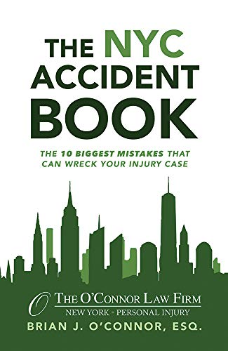 The NYC Accident Book (English Edition)