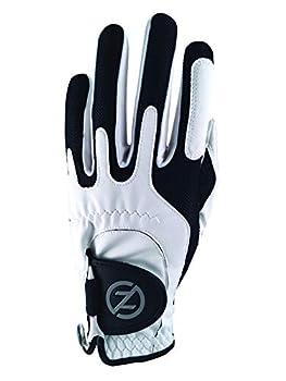Zero Friction Men s Golf Glove Left Hand One Size White