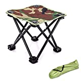 SweetJelly Tabouret Pliant Portable en Plein Air,...