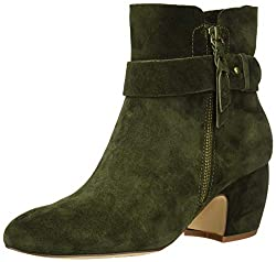commercial Gorgeous Women Harley Ankle Boots Dark Green 6m USA splendid ankle boots
