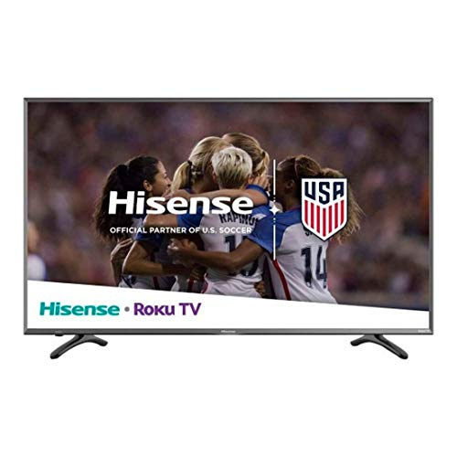 Hisense Pantalla Smart TV 4k 50 50r6e Led (Renewed/Reacondicionado)