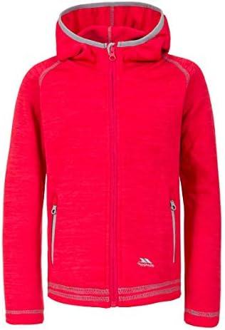 Goodness Girls Full Zip Fleece Hoodie Classic Warm Outdoor Sweatshirt